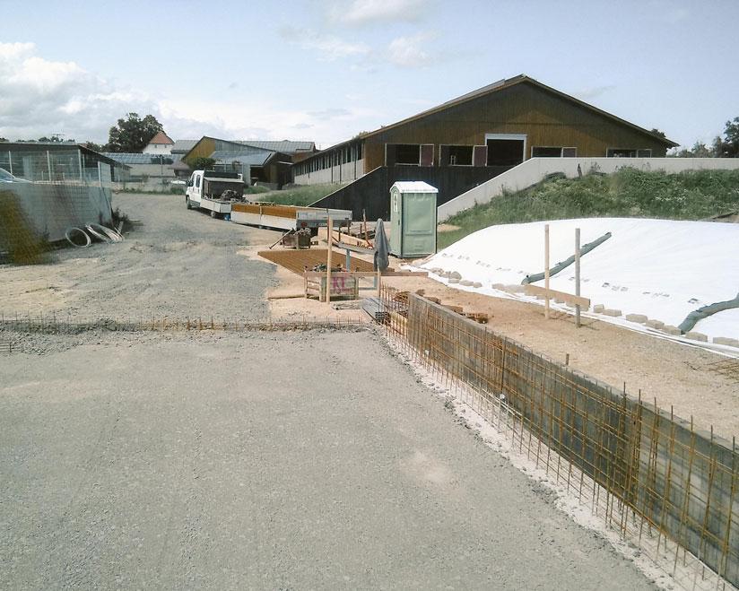 Landwirtschaftliche Anlagen Lieglbau
