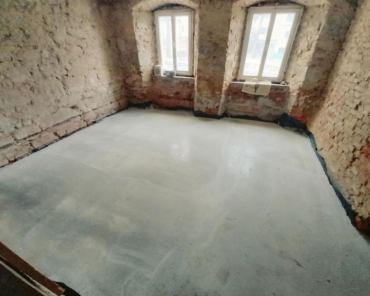 Umbau und Sanierung Lieglbau